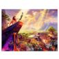Ceaco Casse-tête - Disney Le Roi Lion - Rocher de la Fierté par Thomas Kinkade 300 pièces