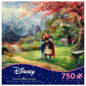 Ceaco Casse-tête - Disney Mulan - Mulan et Li Shang Rêves par Thomas Kinkade 750 pièces
