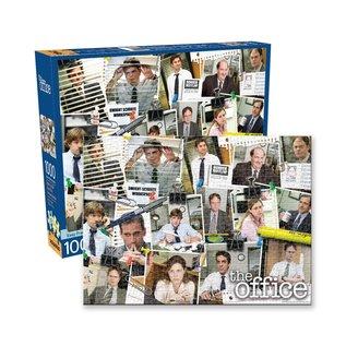 Aquarius Casse-tête - The Office - Collage des Personnages 1000 pièces