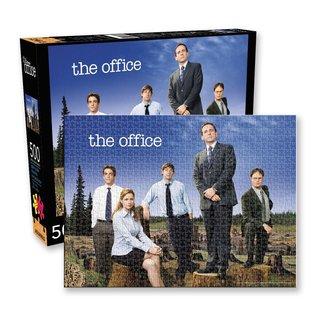 Aquarius Casse-tête - The Office -  Dwight, Michael, Jim, Pam et Ryan 500 pièces