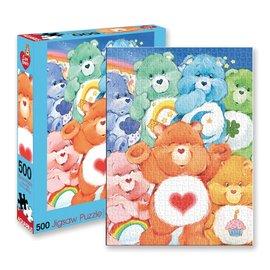 Aquarius Puzzle - Care Bears - Who wants a hug? 500 pieces