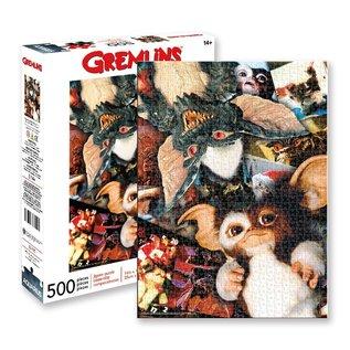 Aquarius Casse-tête - Gremlins - Gizmo et Stripe 500 pièces