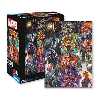 Aquarius Casse-tête - Marvel Avengers - MCU Multiverse 3000 pièces