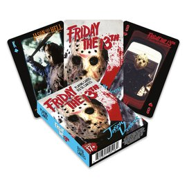 Aquarius Playing Cards - Friday the 13th - Jason Voorhees