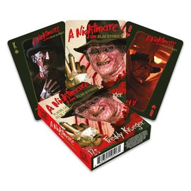 Aquarius Playing Cards - A Nightmare on Elm Street - Freddy Krueger