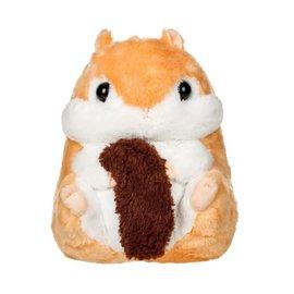 "Amuse Plush - Amuse Collection - Chestnut Chipmunk 12"""