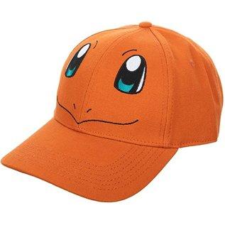 Bioworld Casquette - Pokémon - Charmander #004 Ajustable