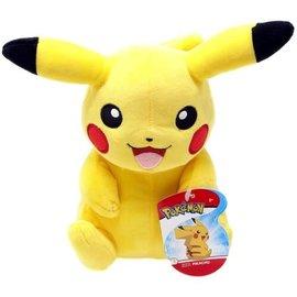 "Wicked Cool Toys Peluche - Pokémon - Pikachu Assis 8"""