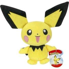 "Wicked Cool Toys Peluche - Pokémon - Pichu 8"""