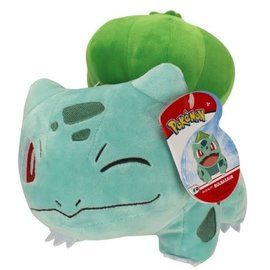 "Wicked Cool Toys Peluche - Pokémon - Bulbasaur Fait un Clin d'Oeil 8"""