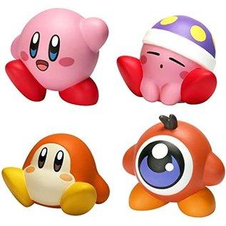 Takara Tomy Boule mystère - Nintendo Kirby - Kirby's Dream Land Mini Figurine