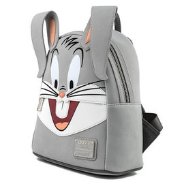 Loungefly Mini Sac à Dos - Looney Tunes - Bugs Bunny en Faux Cuir