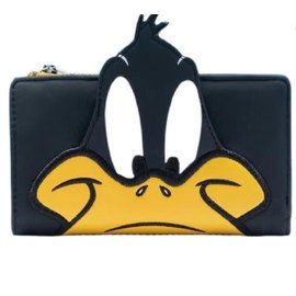 Loungefly Wallet - Looney Tunes- Daffy Duck Faux Leather