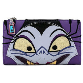 Loungefly Wallet - Disney The Emperor's New Groove - Yzma Faux Leather