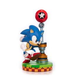 "Dark Horse Figurine - Sonic the Hedgehog - Sonic Statuette de PVC 11"""