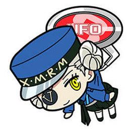 Sega Porte-clés - Persona 5 - UFO Catcher Caroline en Acrylique