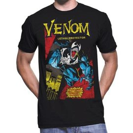 Jack of all Trades Tee-Shirt - Marvel Venom - Lethal Protector Noir