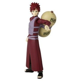 "Bandai Figurine - Naruto Shippuden - Anime Heroes Gaara 5"""