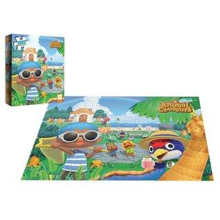 The OP Games Casse-tête - Nintendo Animal Crossing - Summer Fun 1000 pièces