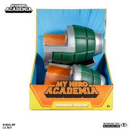 McFarlane Costume - My Hero Academia - Paire de Grenadier Bracers de Katsuki Bakugo en Foam
