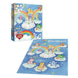 The OP Games Puzzle - Care Bears - Care-A-Lot 1000 pieces
