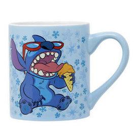 Silver Buffalo Tasse - Disney Lilo & Stitch - Stitch et Crème Glacée 14oz