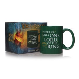 Half Moon Bay Tasse - The Lord of the Rings - There is Only One Lord of the Ring 11oz