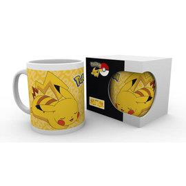 GB eye Tasse - Pokémon - Pikachu qui se Repose 11oz