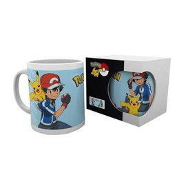 GB eye Tasse - Pokémon - Ash et Pikachu 11oz