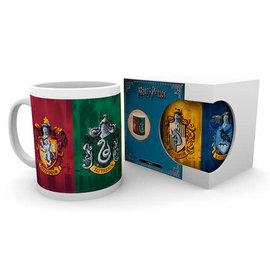 GB eye Tasse - Harry Potter - Les Quatres Maisons 11oz