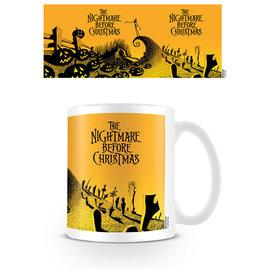 Pyramid International Tasse - Disney The Nightmare Before Christmas - Cimetière 11oz