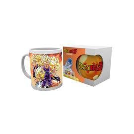 GB eye Tasse - Dragon Ball Z - Super Saiyans 11oz