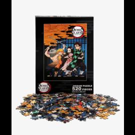 Aniplex Puzzle - Demon Slayer: Kimetsu no Yaiba - First Season Cover Art 520 pieces