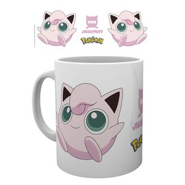 GB eye Tasse - Pokémon - 039 Jigglypuff qui Flotte 11oz