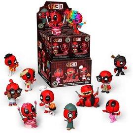 Funko Boîte mystère - Marvel Deadpool - Figurine Mystery Minis Deadpool 30th Anniversary