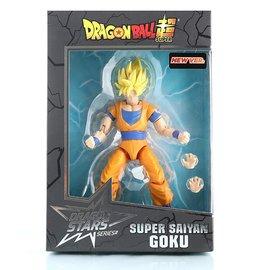 "Bandai Figurine - Dragon Ball Super - Dragon Stars Series Super Saiyan Goku New Version 6.5"""