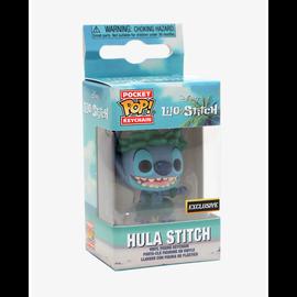 Funko Funko Pocket Pop! Keychain - Disney Lilo & Stitch - Hula Stitch *Hot Topic Exclusive*