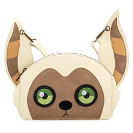Loungefly Purse - Avatar the Last Airbender - Momo Crossbody Bag Faux Leather