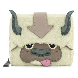 Loungefly Portefeuille - Avatar the Last Airbender - Appa the Sky Bison avec Aang en Faux Cuir