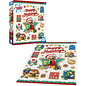 The OP Games Casse-tête - Nintendo Super Mario Bros. - Happy Holidays 1000 pièces