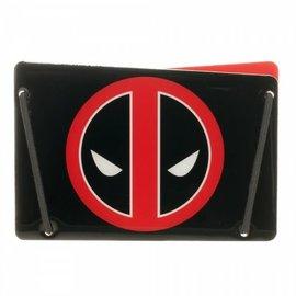 Bioworld Card Holder - Marvel Deadpool - Logo Slim Aluminium Case