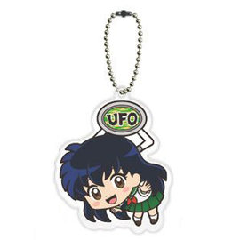 Sega Porte-clés - Inuyasha - UFO Catcher Kagome Higurashi en Acrylique