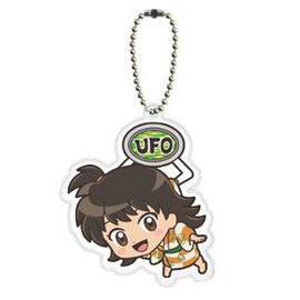 Sega Porte-clés - Inuyasha - UFO Catcher Rin en Acrylique