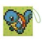 ShoPro Boîte mystère - Pokémon Pocket Monsters - Porte-clés Sous-Verre en Silicone
