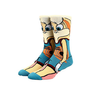 Bioworld Chaussettes - Space Jam: A New Legacy - Lola Bunny 1 Paire Crew
