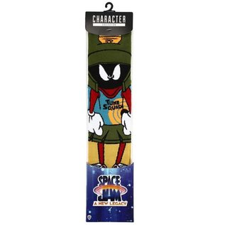 Bioworld Chaussettes - Space Jam: A New Legacy - Marvin the Martian 1 Paire Crew