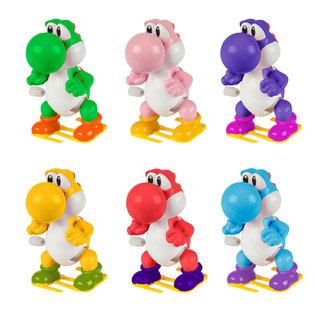 Takara Tomy Boule mystère - Nintendo Super Mario Bros. - Yoshi à Crinque