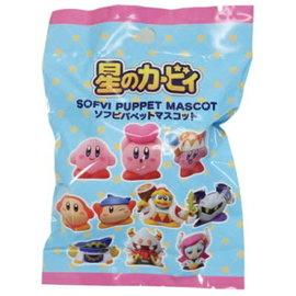 Sofvi Puppet Mascot Blind Bag - Nintendo Kirby - Sofvi Puppet Mascot Kirby's Dreamland