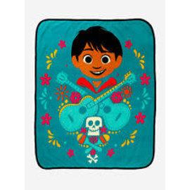 Surreal Entertainment Blanket - Disney Pixar Coco - Miguel Fleece Throw