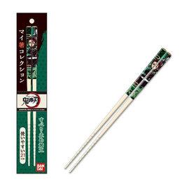 Nibariki Chopsticks - Demon Slayer: Kimetsu no Yaiba - Tanjiro Kamado 1 Pair 21cm